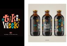 "2020 Jacksonville ADDY Awards — Gold Award ""Tiki Weeki Graphic System for Reve Brewing"""