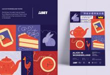 "2020 Jacksonville ADDY Awards — Silver Award ""Alice in Wonderland for ABET"""