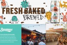 2020 Jacksonville ADDY Awards — Silver Award ''Special Brownies Release Banner for Sycamore Brewing""